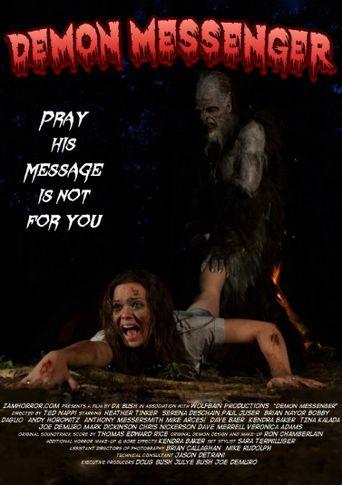Demon Messenger Poster