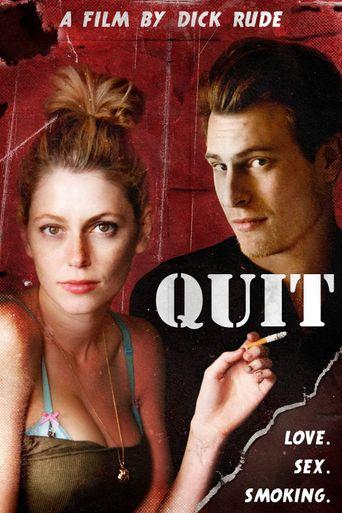 Quit Poster