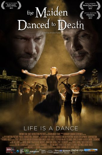 The Maiden Danced to Death Poster