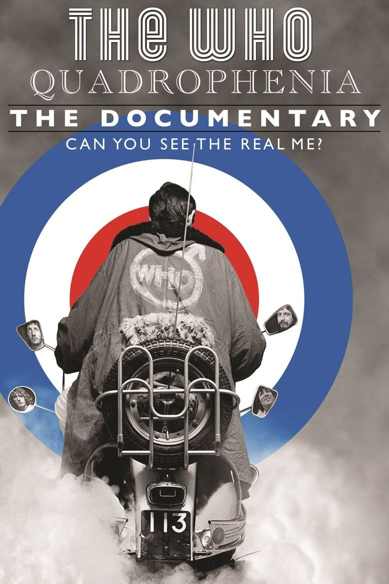 Quadrophenia: Can You See the Real Me? Poster