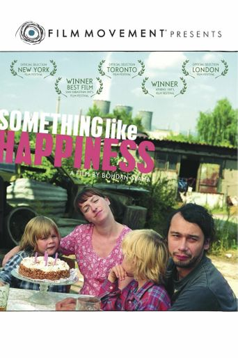 Something Like Happiness Poster