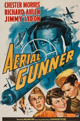 Aerial Gunner Poster