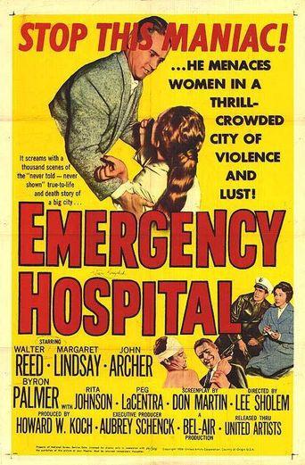 Emergency Hospital Poster