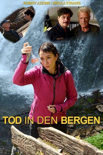 Tod in den Bergen Poster
