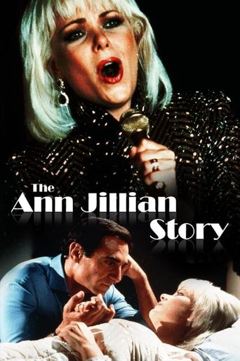 The Ann Jillian Story Poster