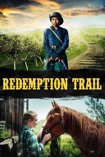 Redemption Trail Poster