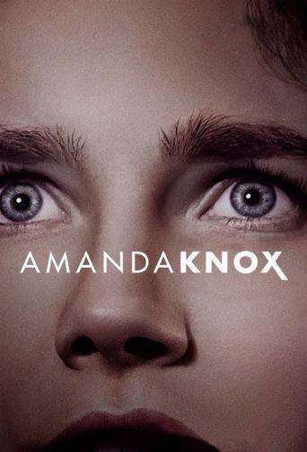 Amanda Knox Poster