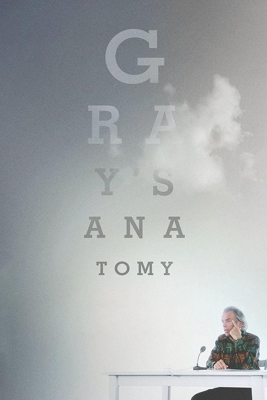 Gray's Anatomy Poster