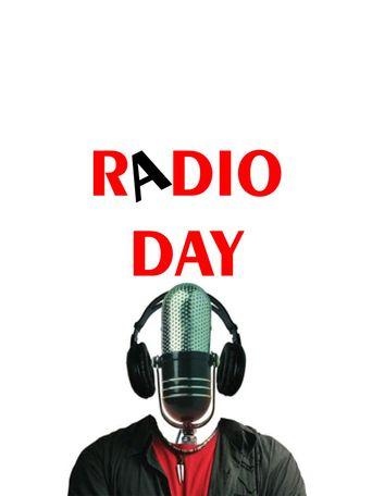 Radio Day Poster
