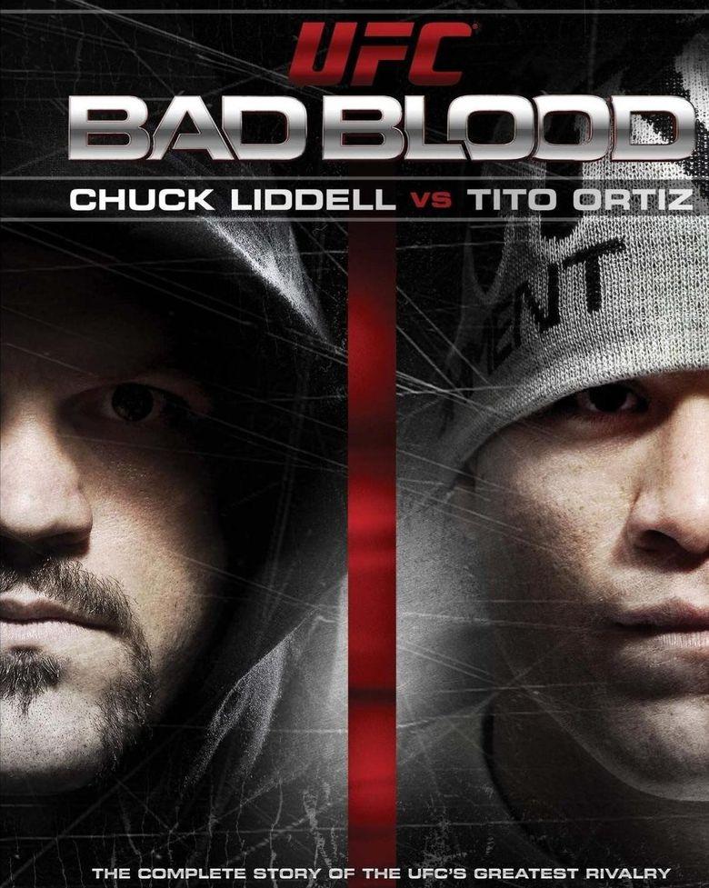 UFC: Bad Blood Poster