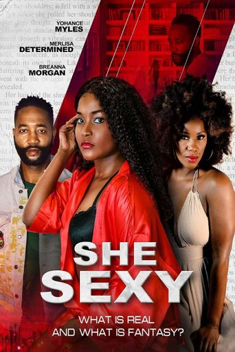 She Sexy Poster