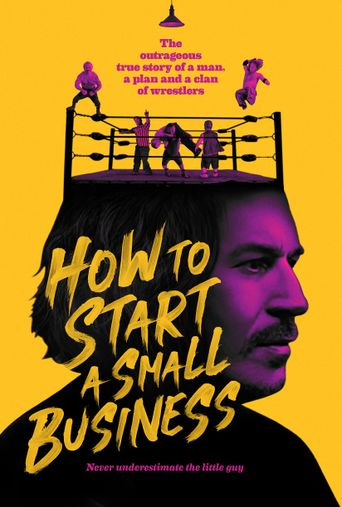 How to Start a Small Business Poster