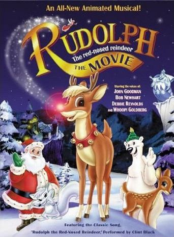 Rudolph the Red-Nosed Reindeer: The Movie Poster