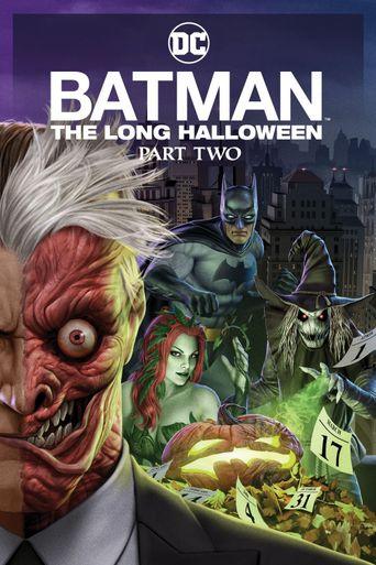Batman: The Long Halloween, Part Two Poster