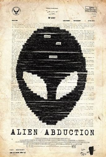 Alien Abduction Poster
