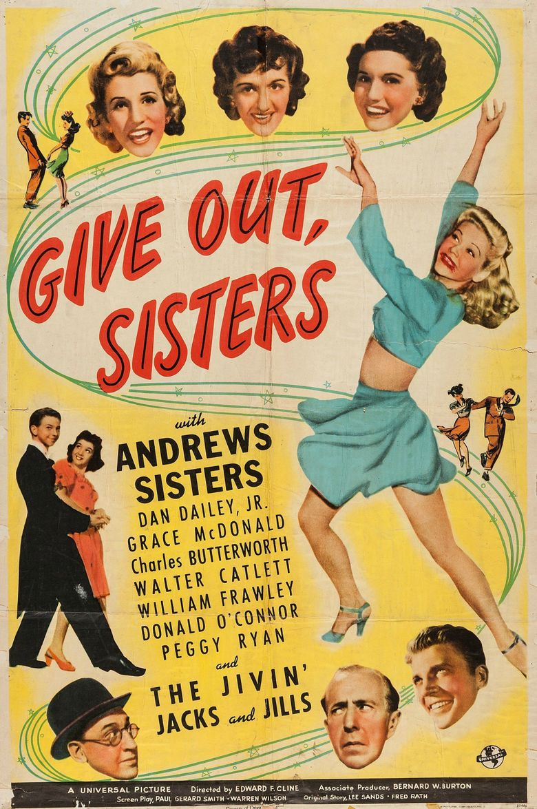 Give Out, Sisters Poster