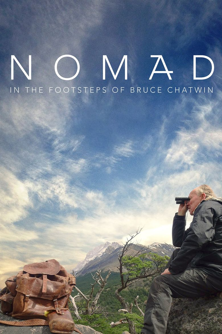 Nomad: In the Footsteps of Bruce Chatwin Poster