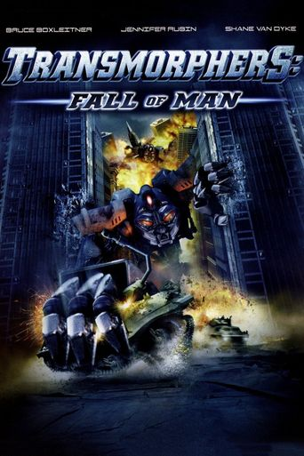 Transmorphers Fall of Man Poster