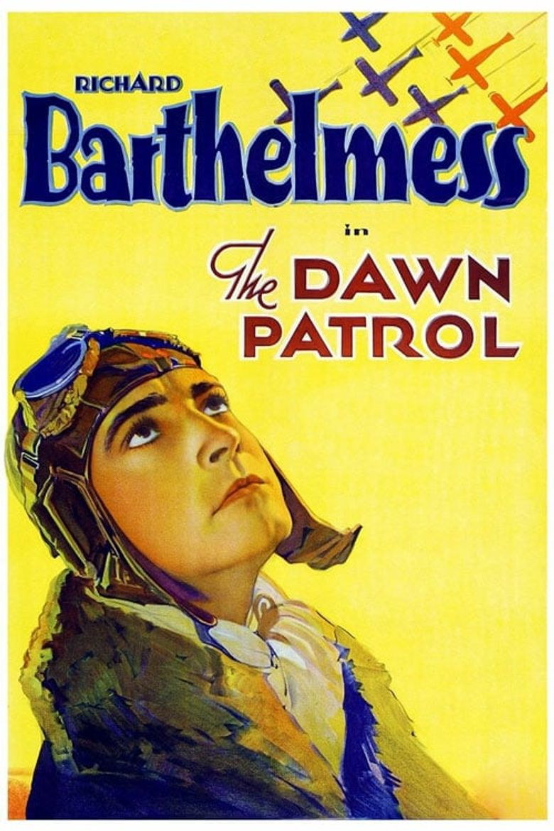 The Dawn Patrol Poster