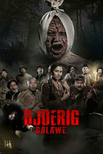 Djoerig Salawe Poster