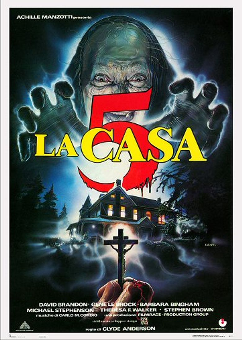 Beyond Darkness Poster