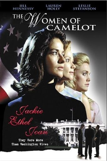Jackie, Ethel, Joan: The Women of Camelot Poster