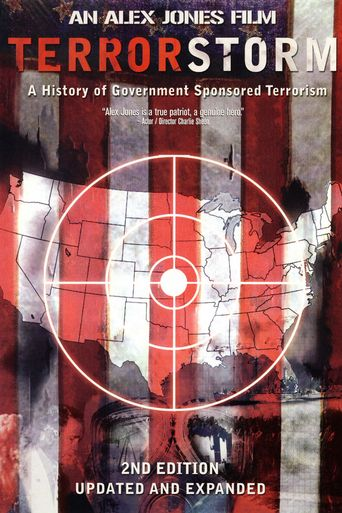 TerrorStorm: A History of Government-Sponsored Terrorism Poster