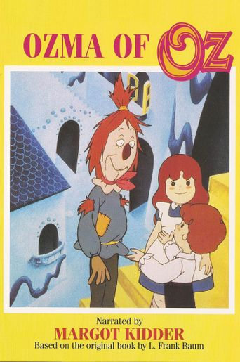 Ozma of Oz Poster