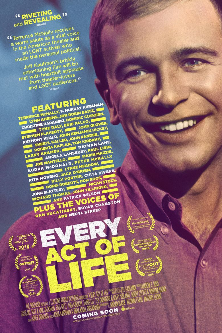 Every Act of Life Poster