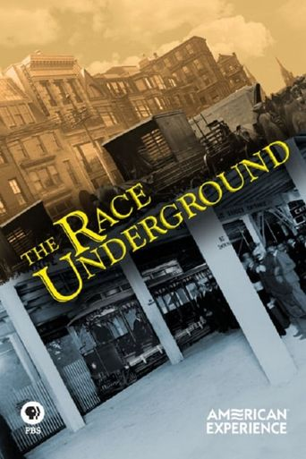 The Race Underground Poster