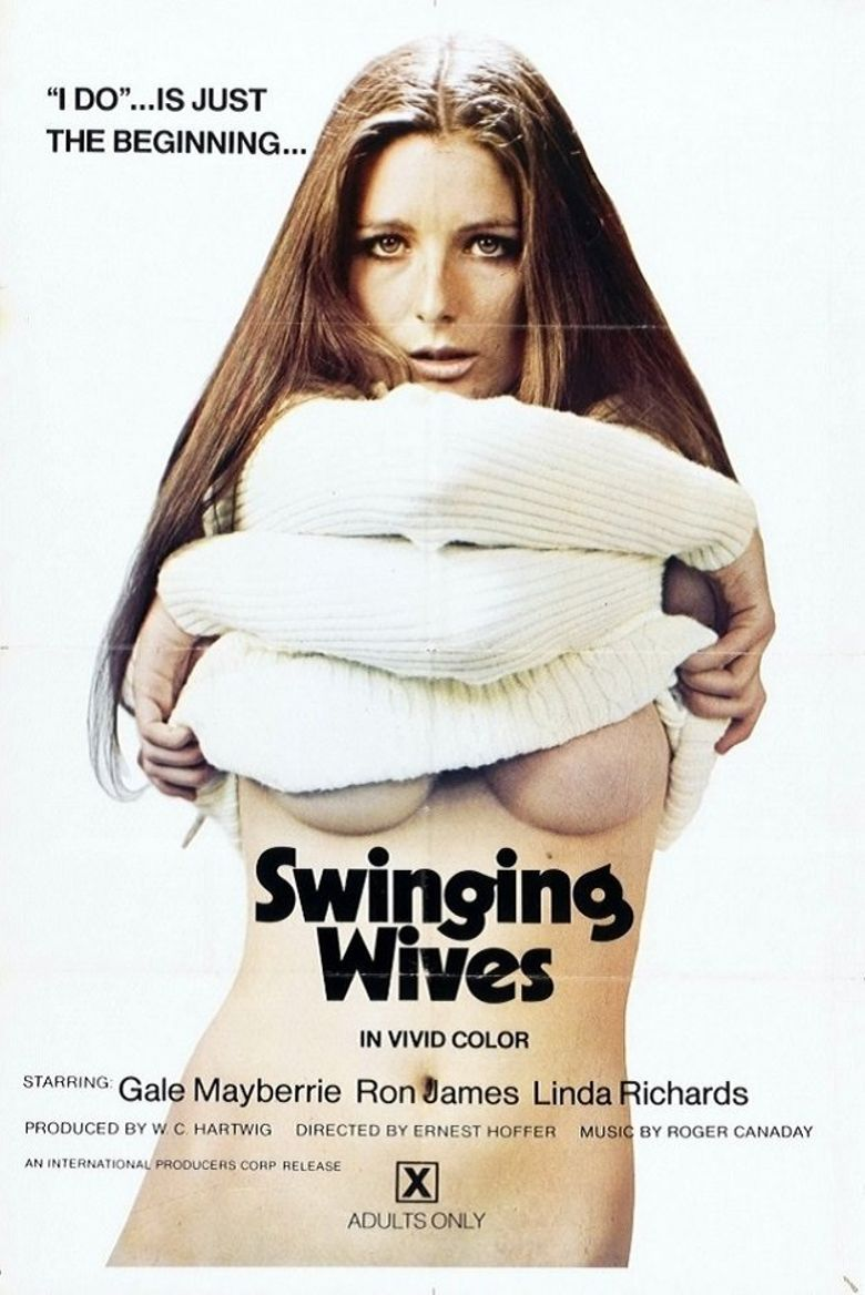 Swinging Wives Poster