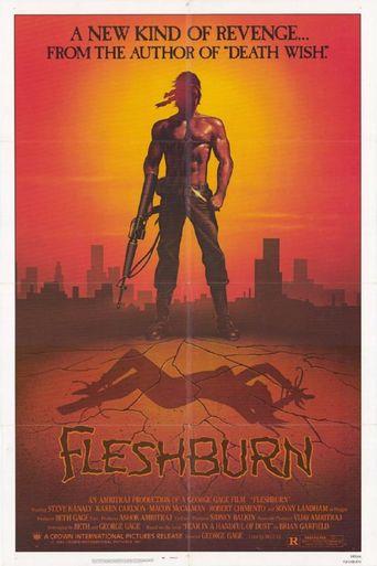 Fleshburn Poster