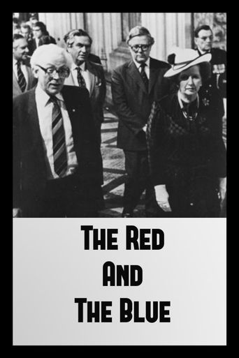 The Red and the Blue Poster