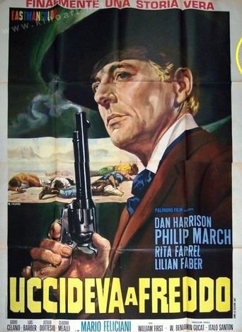 The Cold Killer Poster