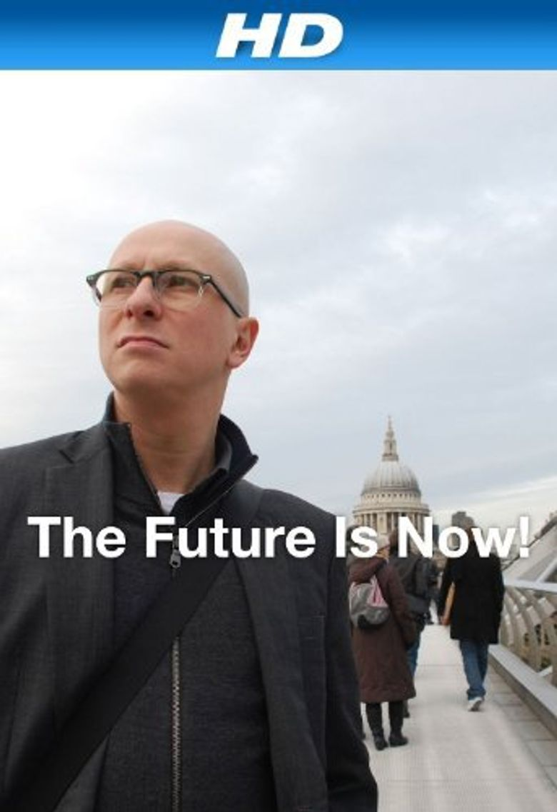 The Future Is Now! Poster