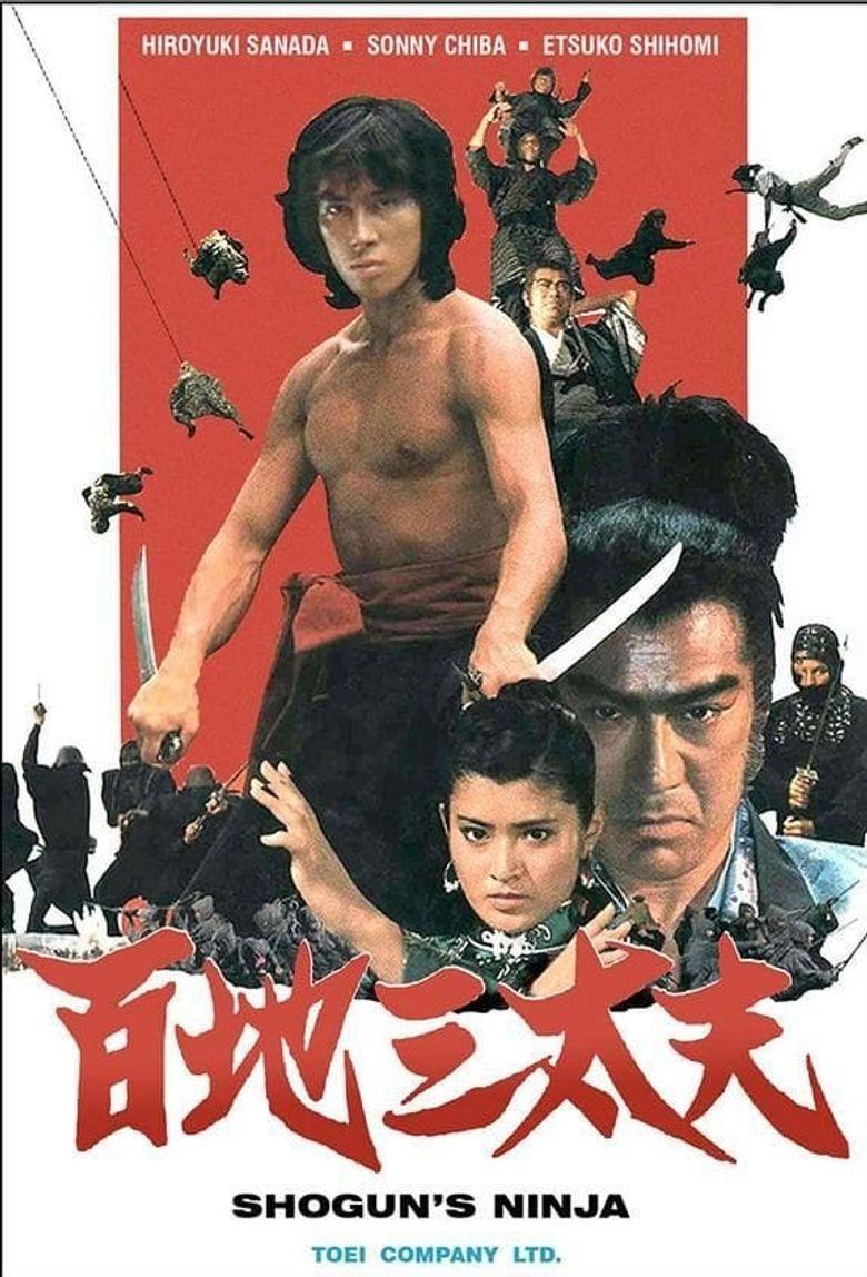 Shogun's Ninja Poster