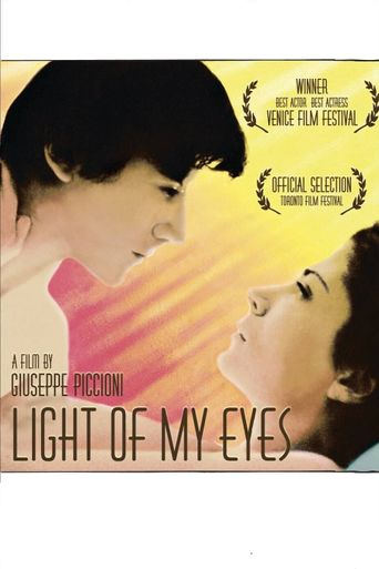 Light of My Eyes Poster