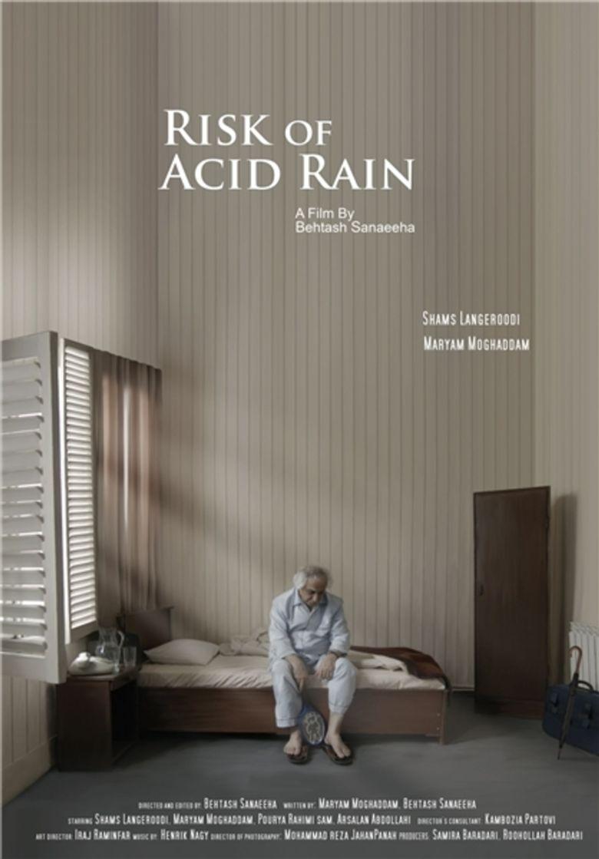 Risk of Acid Rain Poster