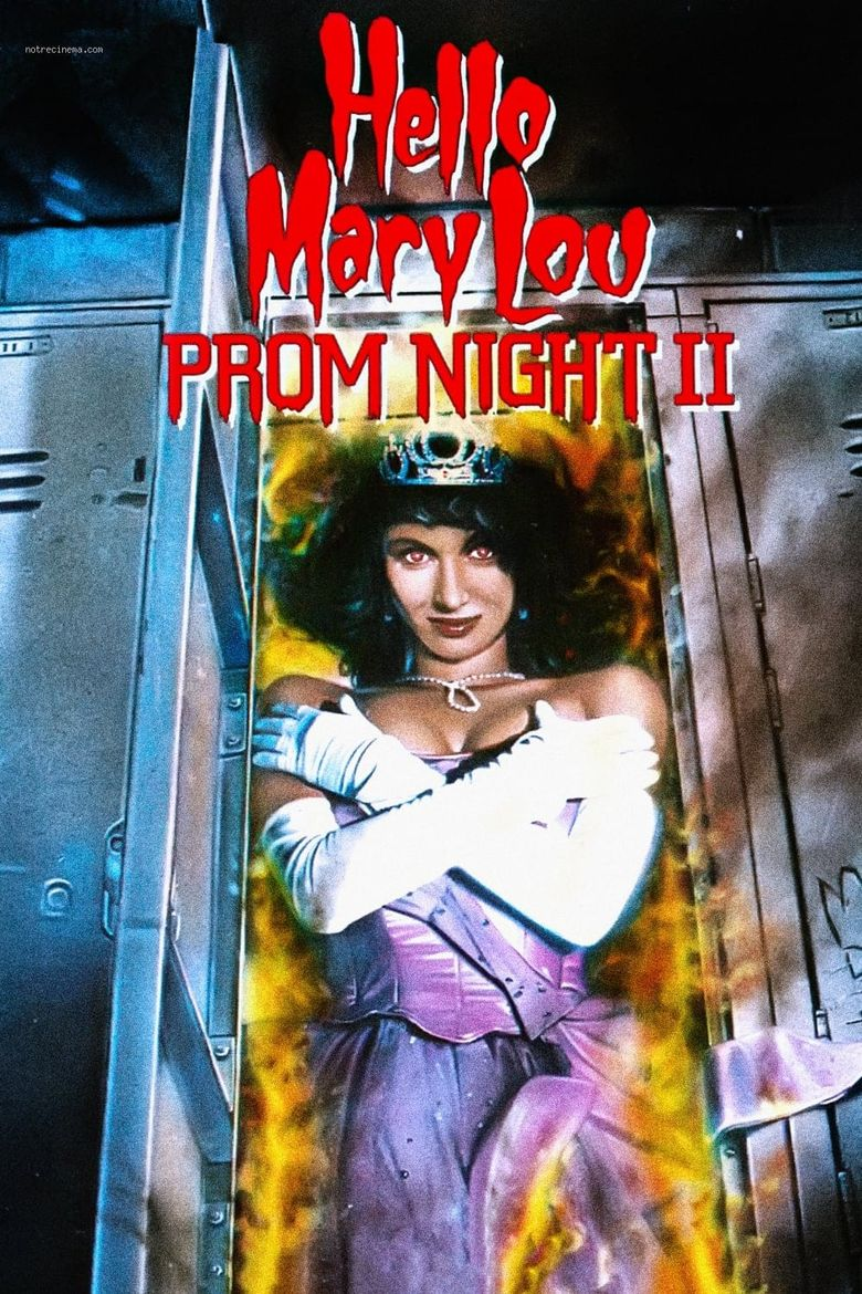 Hello Mary Lou: Prom Night II Poster