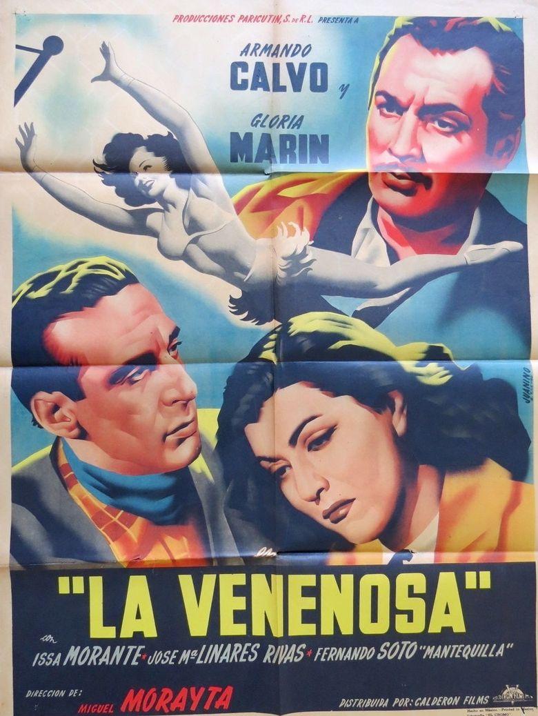 La venenosa Poster
