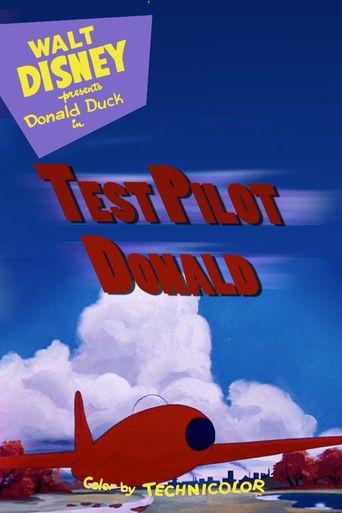 Test Pilot Donald Poster