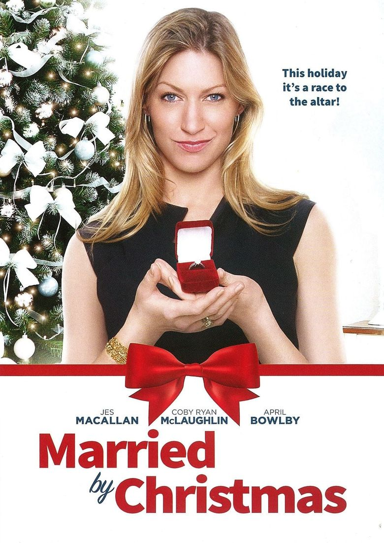 Married by Christmas Poster