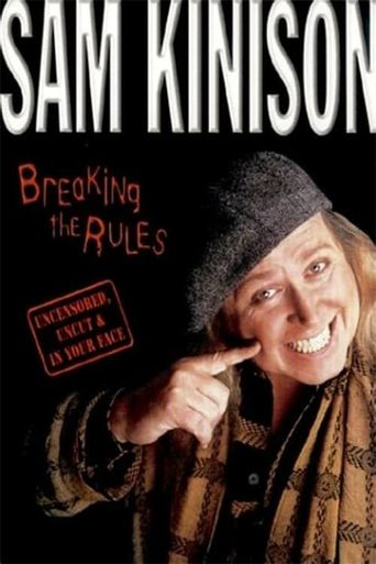 Sam Kinison: Breaking the Rules Poster