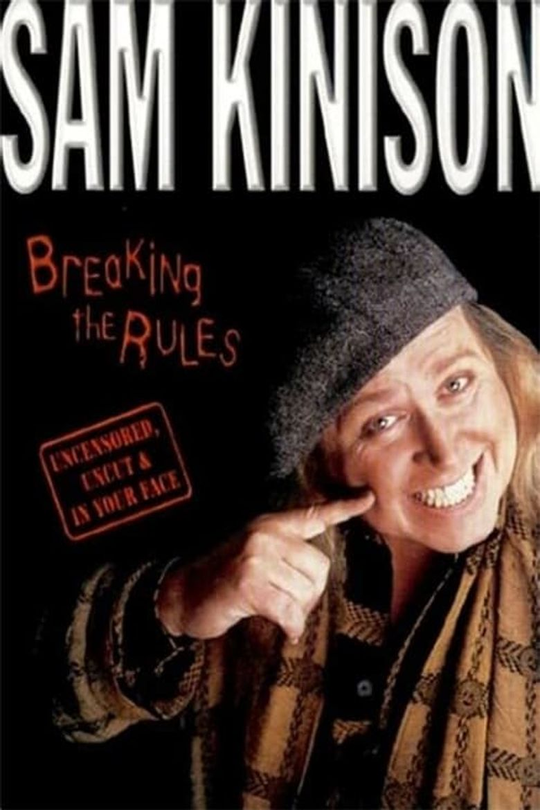 Watch Sam Kinison: Breaking the Rules