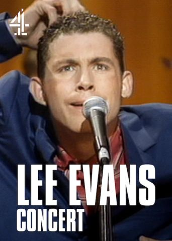 Lee Evans: Live At Her Majesty's Theatre Poster