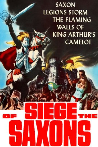 Siege of the Saxons Poster