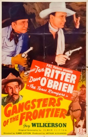 Gangsters of the Frontier Poster