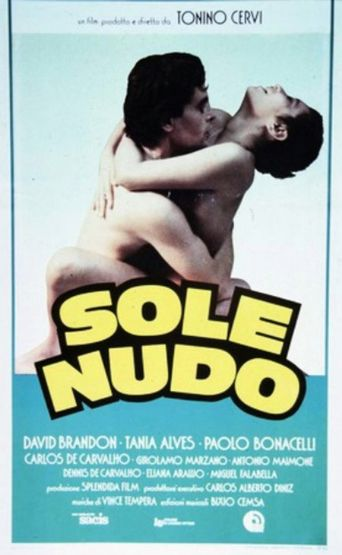 Sole nudo Poster