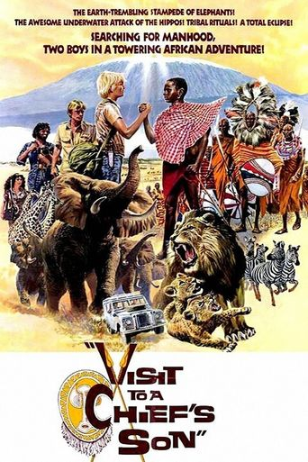 Visit to a Chief's Son Poster