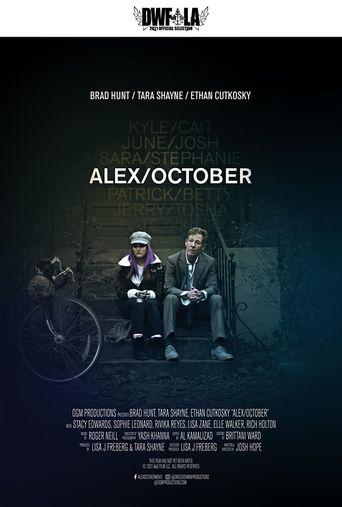 Alex/October Poster